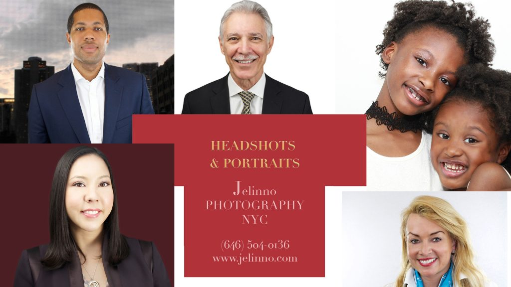 New York Headshot Photographer, NYC Headshot Photographer