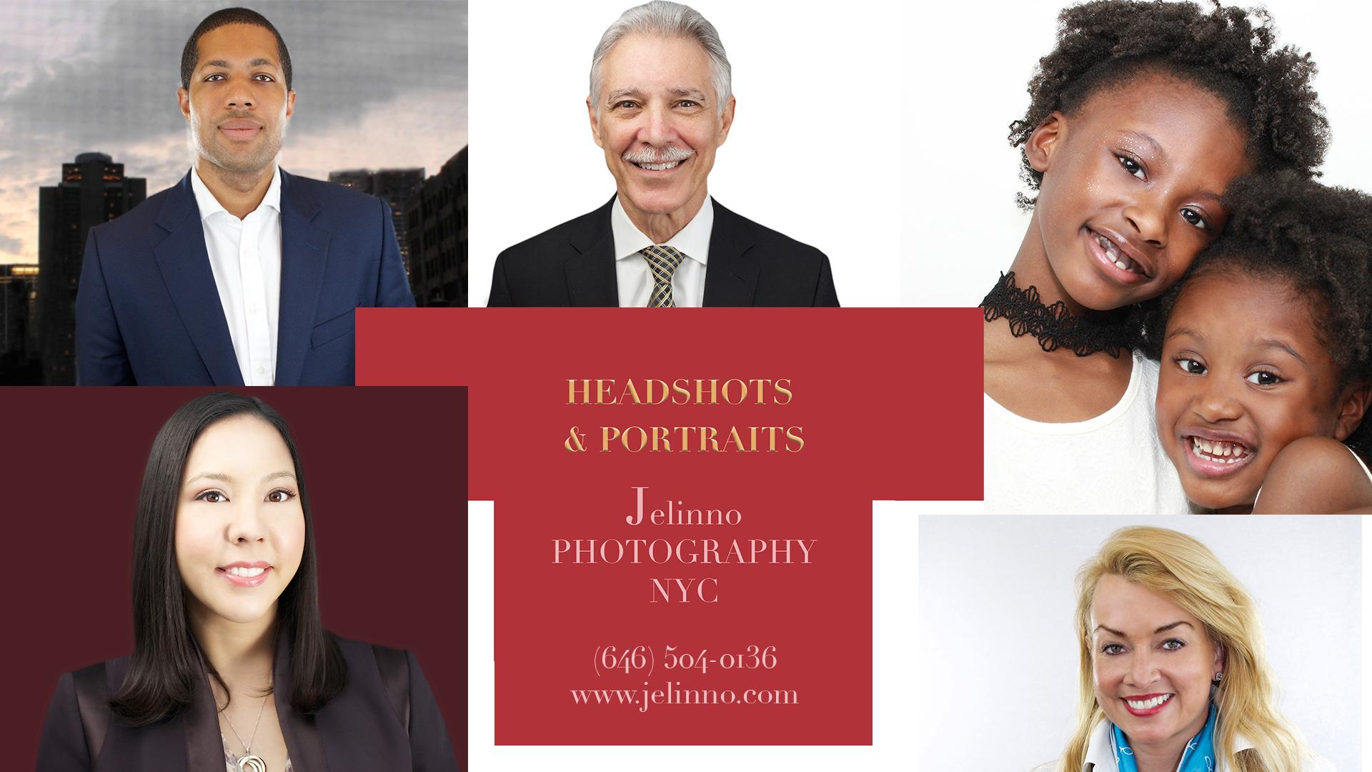 New York Headshot Photographer, NYC Headshot Photographer