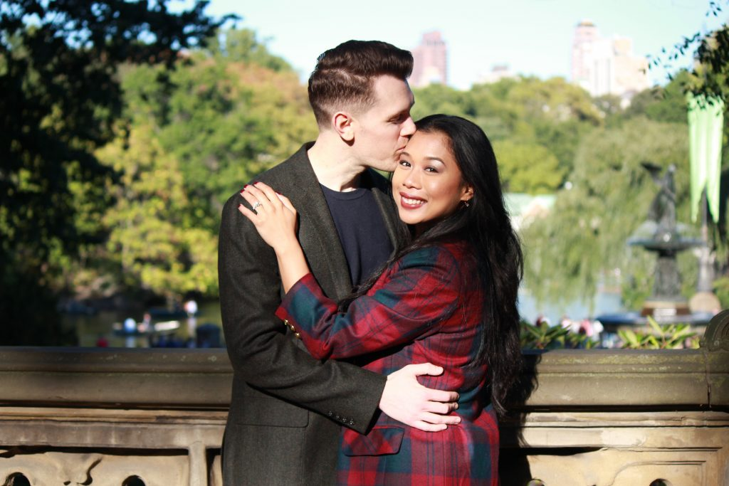 New York Engagement Photographer, NYC Engagement Photographer, NY Surprise Proposal Photographer